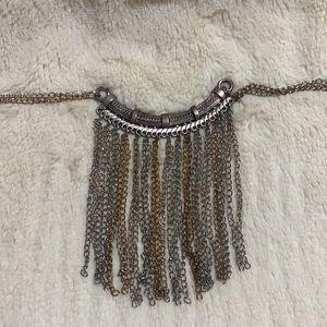 BOHO Silver/Gold Necklace